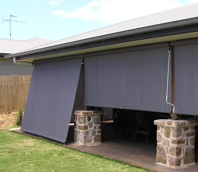 Do outdoor blinds make your building more energy efficient?